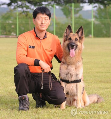 From Failed Student to Hero Search Dog, Busan's Rescue Team Gains Attention