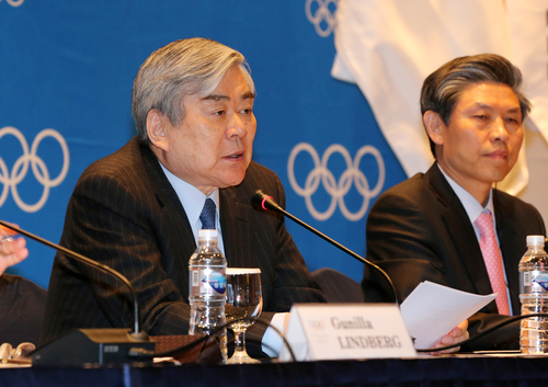 Chief of Pyeongchang Winter Games Not Concerned about Lagging Sponsorship