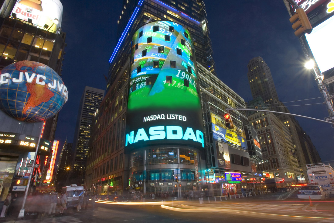 Nasdaq's exchange technology is in operation in over 100 marketplaces across the US, Europe, Asia, Australia, Africa and the Middle East. (image: NASDAQ)