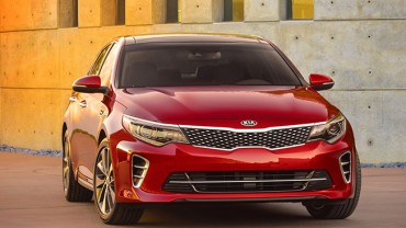 Kia Motors Unveils Exterior Images of New K5