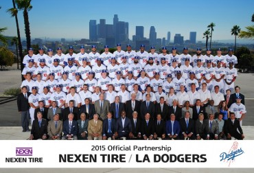 Nexen Tire Continues its Major League Baseball Partnership for the 2015 Season