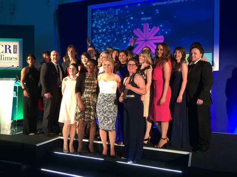 PRA is Named International Clinical Company of the Year