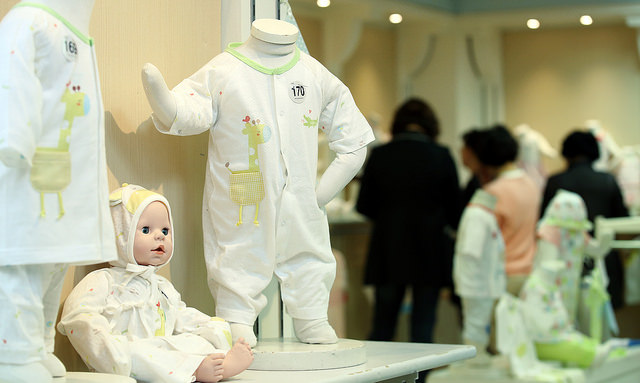 Sales of Baby Products Keep Growing amid Decline in Retail Industry