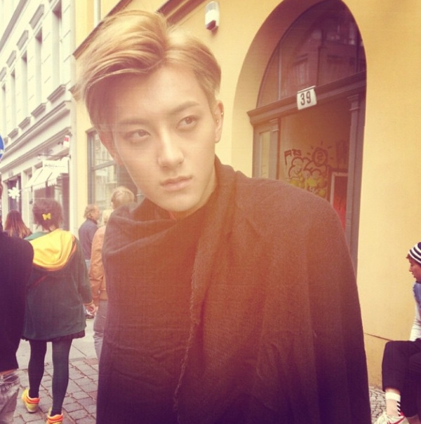 Tao has been staying in China since he sustained a leg injury while filming a South Korean TV entertainment program in January. (image: Instgarm)