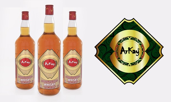 ArKay feels and tastes like real liquor, and it offers a placebo effect that keeps you away from alcohol's intoxicating and dangerous effects. (image: Arkay)