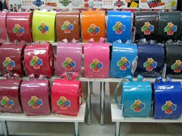 Randoseru Schoolbag Another Backbreaker for Parents
