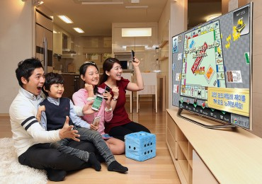 S. Korea Takes Up Nearly Half of Global Smart TV Market