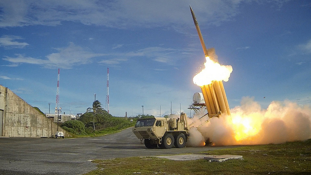 THAAD deployment has become a litmus test for Seoul's alignment between Beijing and Washington. (image: U.S. Missile Defense Agency/flickr)