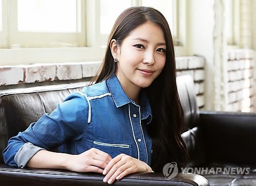 South Korean pop singer BoA (image: Yonhap)