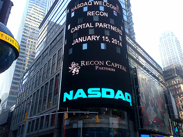 Recon Capital Partners is an SEC Registered Investment Adviser that focuses on bringing innovative, efficient, and niche products to the exchange traded fund universe. (image: RLB Holdings)
