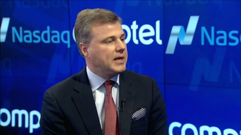 Juhani Hintikka was appointed CEO of Comptel in January 2011. (image: NASDAQ)