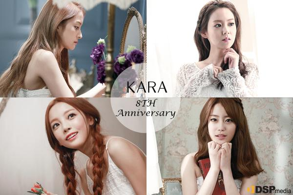 KARA to Come Back Next Month with New Album