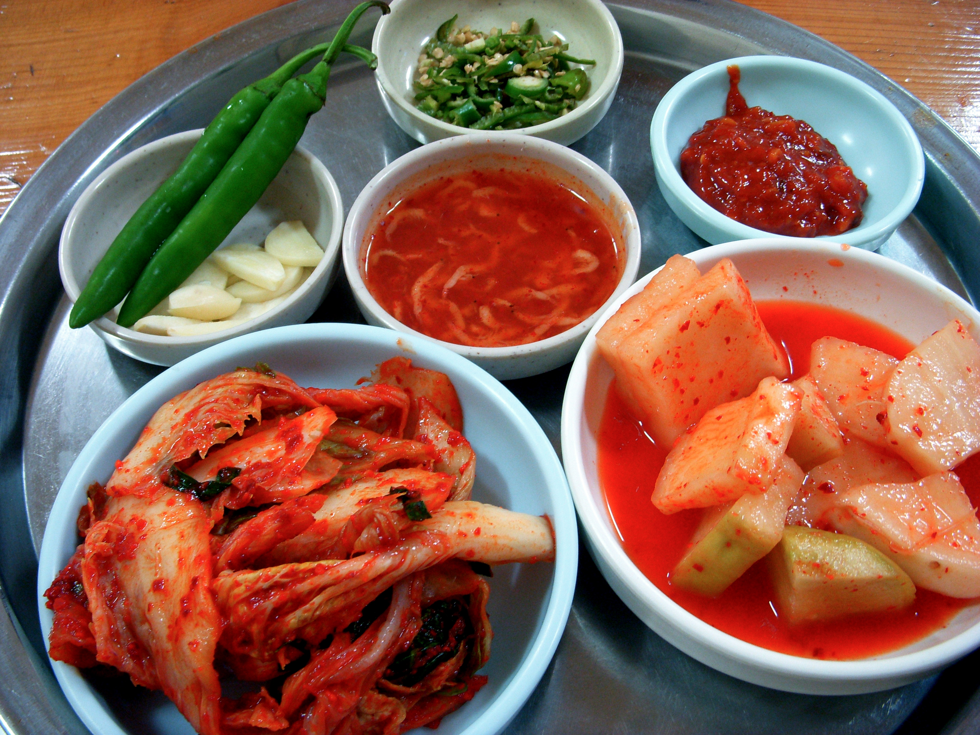 Cancer fighting kimchi developed be korea savvy kimchi has vitamins a b and c but its biggest benefit may be forumfinder Image collections