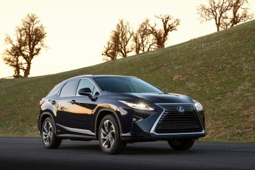 The New Lexus RX Debuts, Poised to Redefine the Luxury SUV