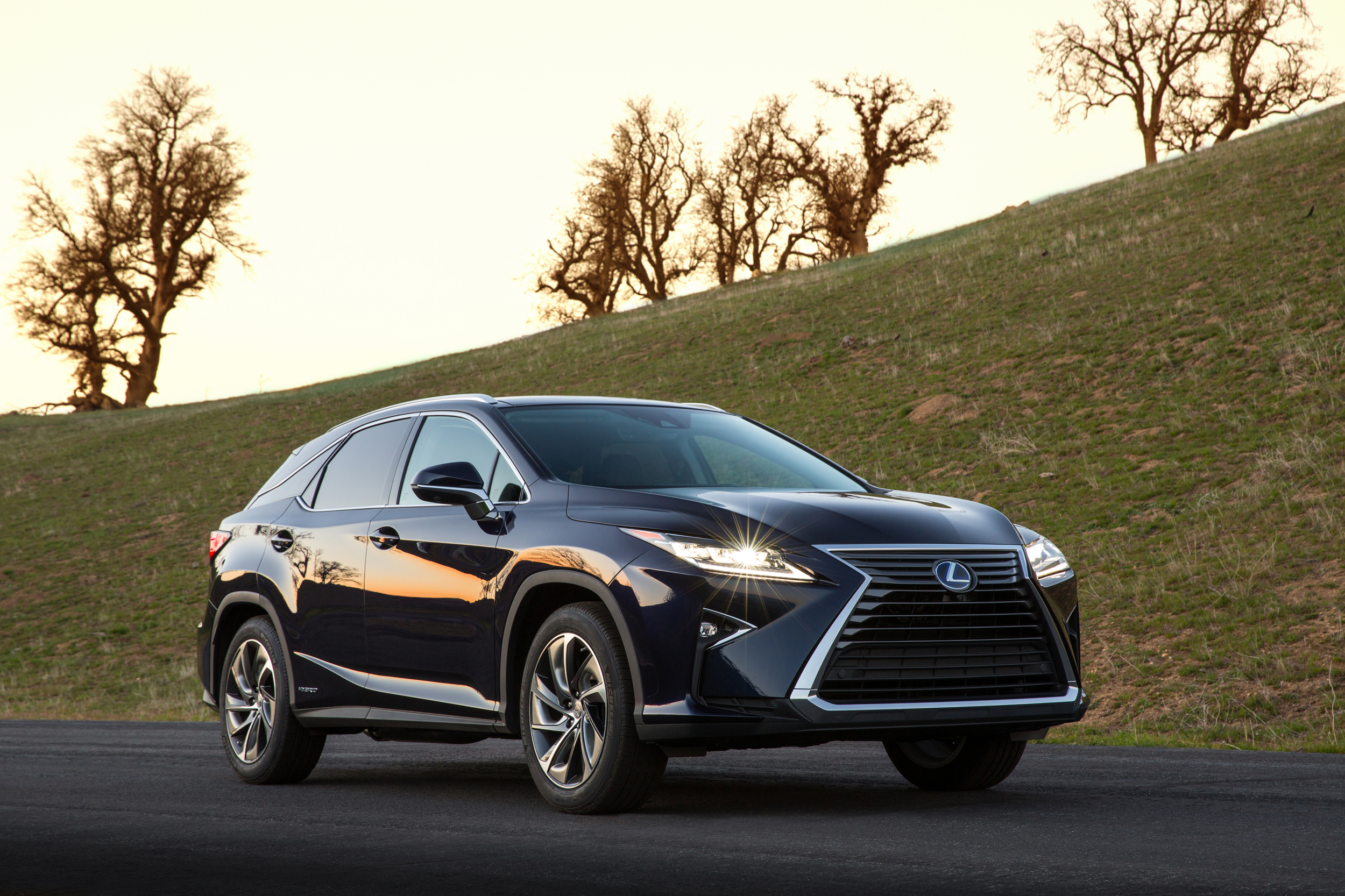 New Lexus Suv >> The New Lexus Rx Debuts Poised To Redefine The Luxury Suv Be