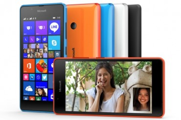 Microsoft's New Smartphone to Have Line Messenger App Pre-installed