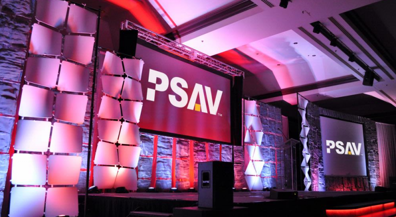 PSAV® Acquires AVC Live