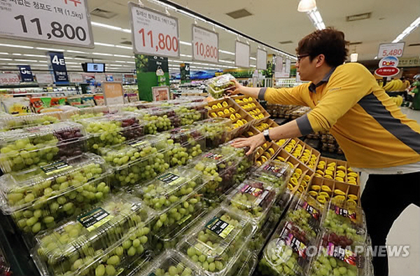 Grape Imports Reach Record High in 2014