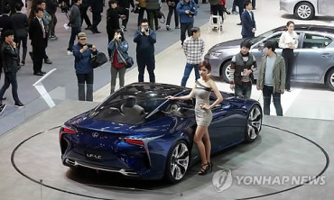 Seoul Motor Show Attracts Over 230,000 Visitors in Just Three Days