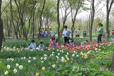 Spring Flower Festival at Hantaek Botanical Garden Starts on April 18