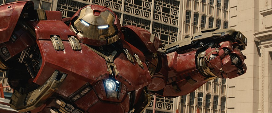 """A total of 622,210 viewers saw the film on 1,731 screens around the country Thursday. (image: Still cut image of """"The Avengers: Age of Ultron"""")"""