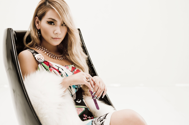 CL is the third Korean singer to be nominated, with Rain and Psy previously making it. (image: YG Entertainment)