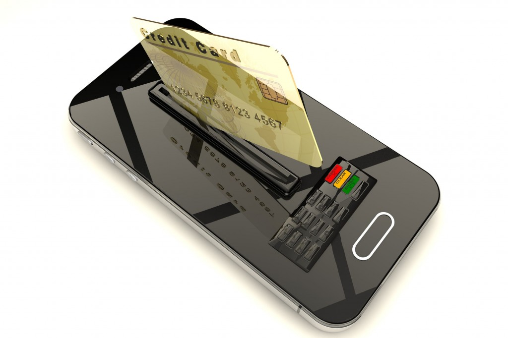The Financial Services Commission (FSC) said credit card firms can issue electronic cards for customers' smartphones starting this month, since the public authentication program provided by local financial institutions can be downloaded onto mobile devices without physically visiting the company. (image credit: Kobiz Media/Korea Bizwire)