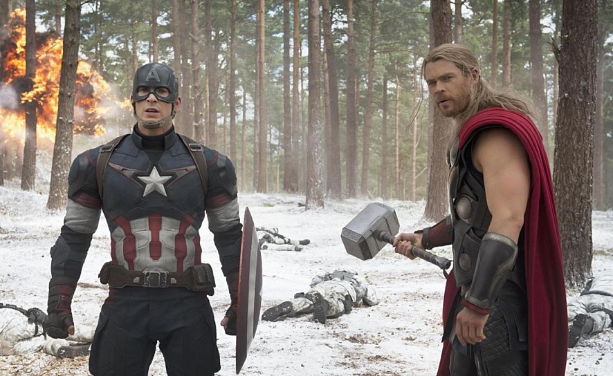 According to Walt Disney Company and the box office of the Korean Film Council (KOFIC), the film had attracted 4.1 million viewers by April 29.  (image: still image of Avengers 2)