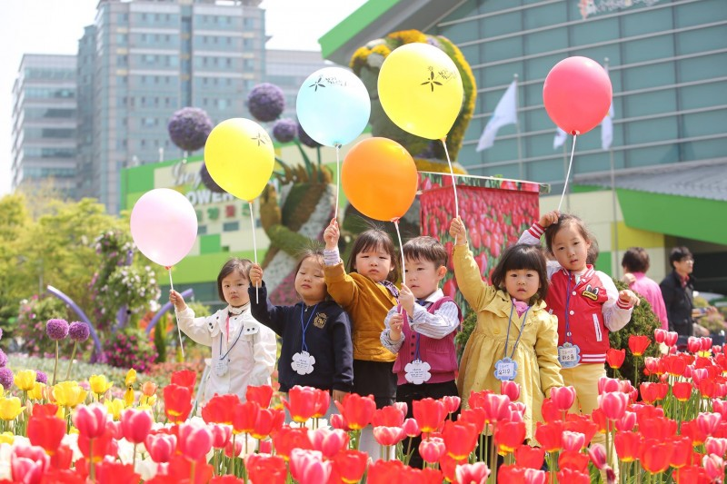 Goyang International Flower Expo Hits US$ 30 Mill Export Deals