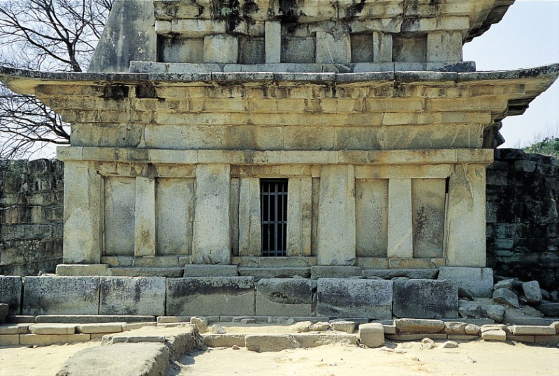 ICOMOS Backs Partial Restoration of Miruk Temple Stone Pagoda