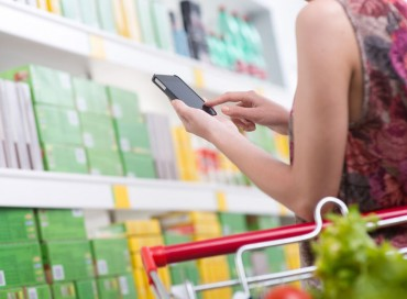 Mobile Grocery Shopping Popular among Koreans in Their Forties