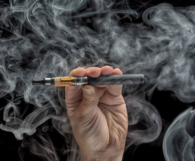 The National Evidence-based Healthcare Collaborating Agency claimed last month that there was no guarantee that e-cigarettes were 100 percent safe. (image: Korea Bizwire)