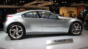GM Korea to Launch New Volt in S. Korea Next Year