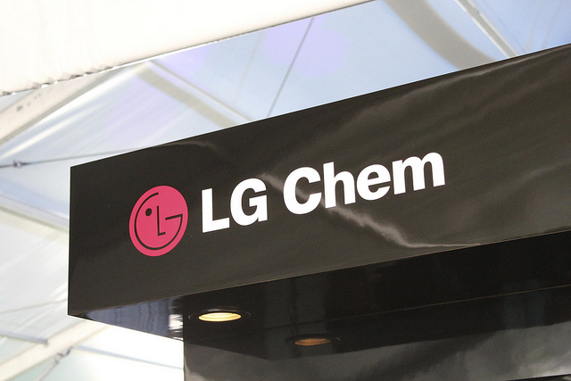 LG Chem to Build Energy Storage System with U. S.' Duke Energy