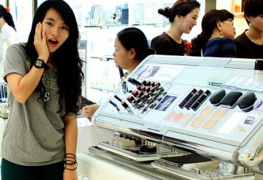 S. Korean Cosmetic Products Expanding Presence in China