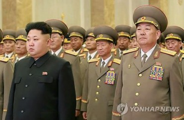 N. Korea's Defense Chief Executed: S. Korea Intel