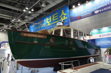 One of Asia's Three Largest Boat Shows, the Korea International Boat Show Opens on May 28