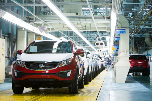 Kia Motors to Employ 465 Dispatched Workers Directly by 2016