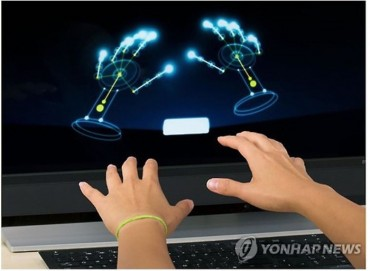 Motion Recognition, Robots Rule Korea's Largest Game Festival