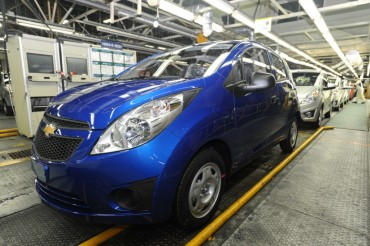 GM Korea Denies Relocation Rumor but Sees Declining Production