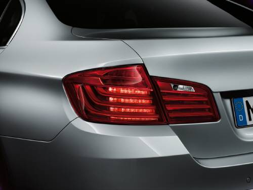 BMW Recalls 5-series in Korea on Defective Reflectors