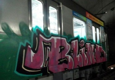 Vandalism Raises Concern over Korean Subway Safety