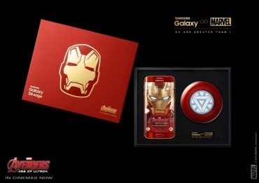 Iron Man Fans Crash Samsung's Servers