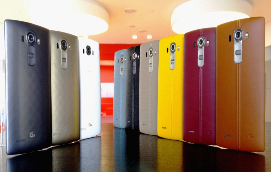 LG G4 will begin rolling out this week to consumers in key markets around the world. (image: LG Electronics)