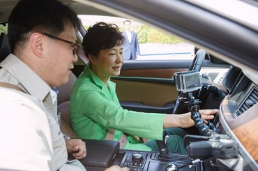 S. Korea Says Self-driving Cars Will be on Roads by 2020