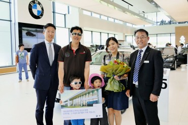 BMW Driving Center Welcomes 100,000th Visitor