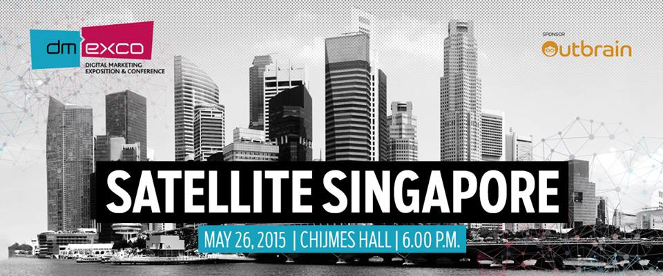 Asia's leading digital decision-makers will then meet in Singapore on May 26, 2015, to pick up where last year's dmexco Satellite kick-off event left off. (image: dmexco)