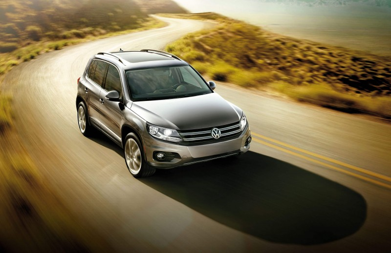 Volkswagen's Tiguan, Best Selling Foreign Wheel in Korea This Year
