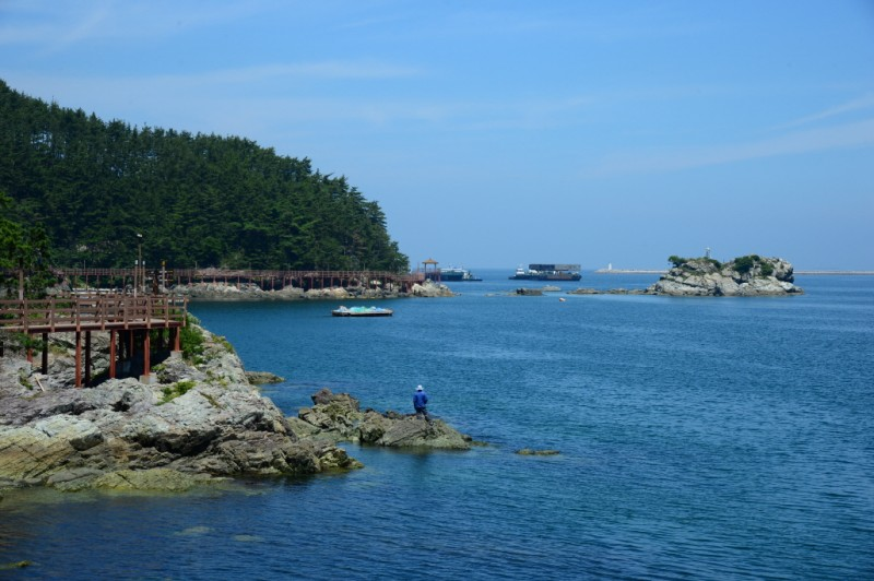Eco Route to be Created Near Port of Jangseungpo in Geoje City