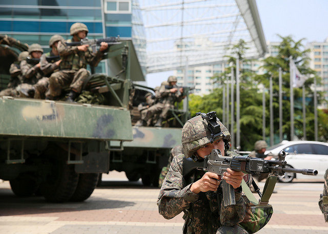 Political Unrest Threats National Security More than North's Nuclear Weapons